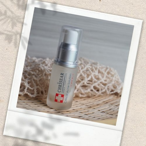 Chrisear Critical Acne Solution 极速消痘原液 20ml photo review